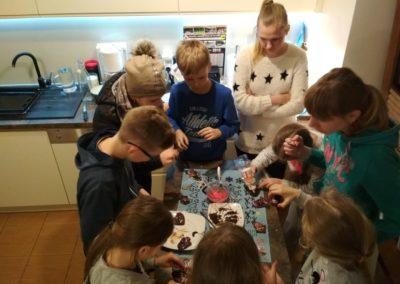 nauka język angielski niemiecki korepetycje zajęcia kurs tablety nowoczesna szkoła cooking