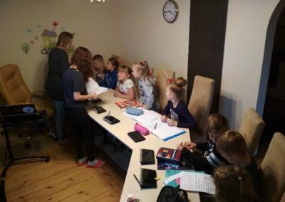nauka język angielski niemiecki korepetycje zajęcia kurs tablety nowoczesna szkoła angoal cooking zajęcia dzieci zajęcia